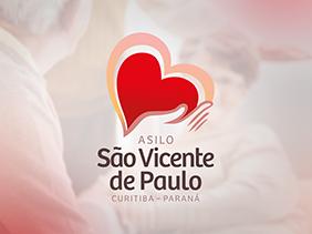 Nova Logo do Asilo São Vicente de Paulo