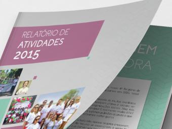Relatório de Atividades Unidos Pela Vida 2015