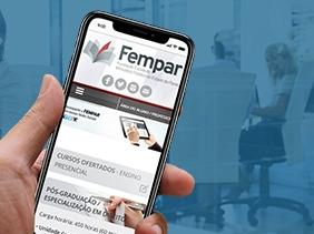 Novo Site FEMPAR