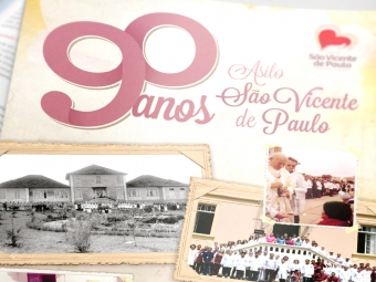 Revista: 90 Anos de Asilo São Vicente de Paulo
