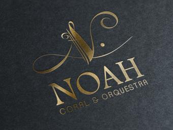 Logo Noah Coral & Orquestra